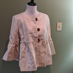 Adorable baby doll jacket